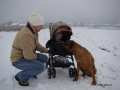 mirna, max & kiya on january 2010
